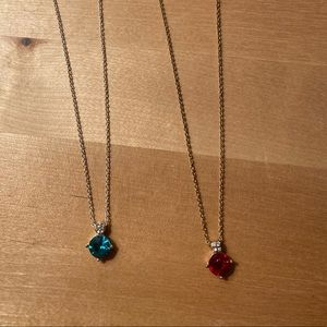 Jewelry - NWOT simple statement necklace bundle !